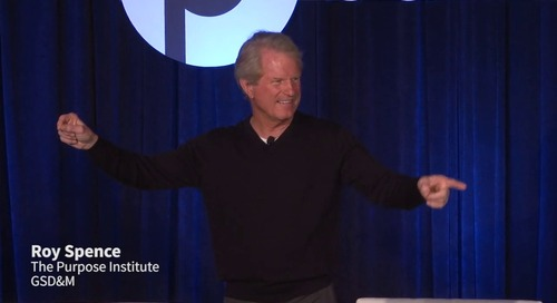 BankOnPurpose 2016 - Roy Spence