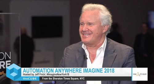 Jeff Immelt, GE, Imagine New York 2018 Interview