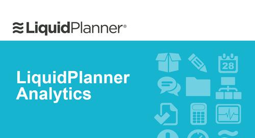 LiquidPlanner Analytics