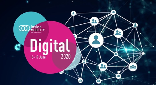 insideMOBILITY Digital 2020 - Welcome by Bill Graebel & Beverly King