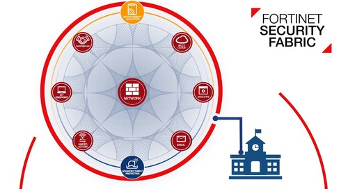 Fortinet Security Fabric Empowers K-12