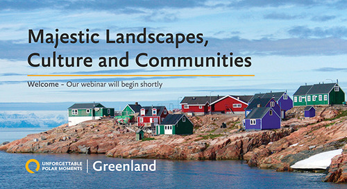 Greenland: Majestic Landscapes, Culture and Communities