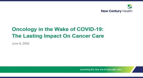 NCH-2012136-Oncology in the Wake of COVID-19 Webinar