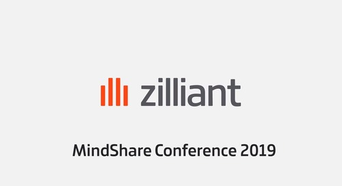 MindShare 2019 Highlights