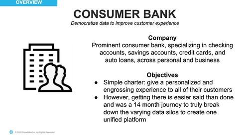 Webinar - 5 Ways Data is Redefining Financial Services