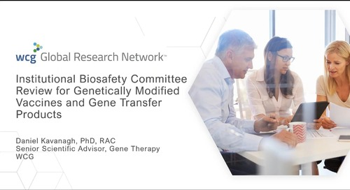 Institutional Biosafety Committee Review for Genetically Modified Vaccines and Gene Transfer Products