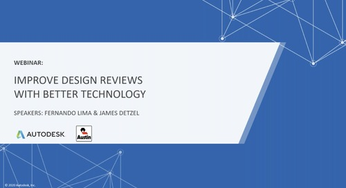 Construction Executive On-Demand: Improve Design Reviews With Better Technology