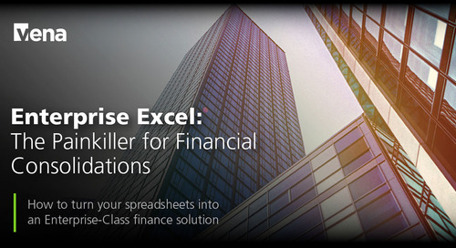 Enterprise Excel: The Painkiller for Financial Consolidations