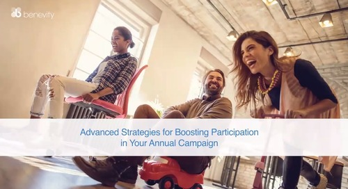 Advanced Strategies for Boosting Participation in Your Annual Campaign
