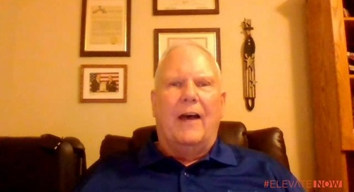 #ELEVATENOW: Larry Bowar
