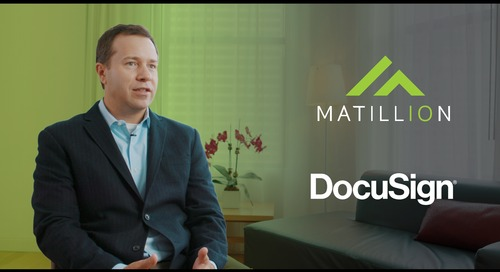 Hear how DocuSign reduced time needed for long-running jobs from 22 hours to 6 hours