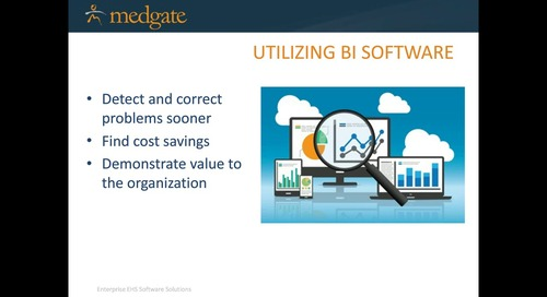 Utilizing BI Software to Manage Environmental Programs