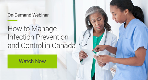 Infection Prevention and Control in Canada