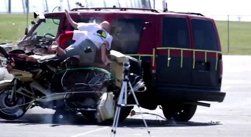 Accident reconstruction with FARO Focus 3D X Laser Scanner
