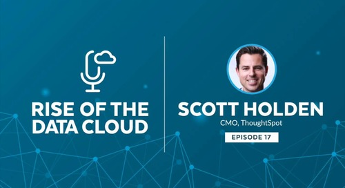 Your Personal AI Search Engine with Scott Holden, CMO of ThoughtSpot