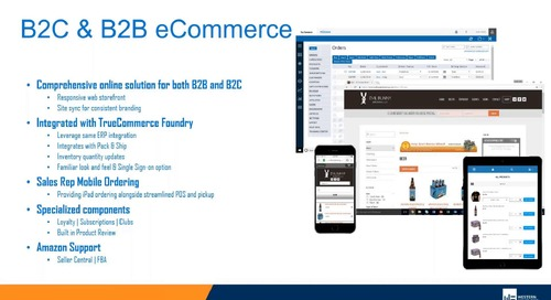 Improve Your Supply Chain with a Commerce Network from TrueCommerce