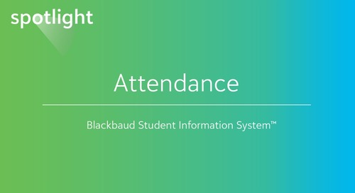Attendance System Software for K–12 Schools