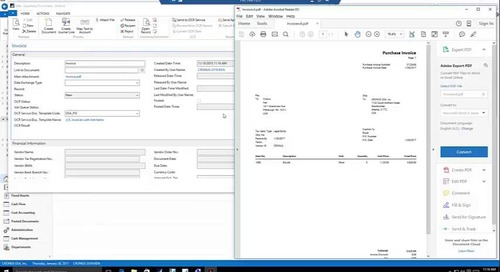 Western Computer Presents Microsoft Dynamics NAV 2016 Workflow and Document Management