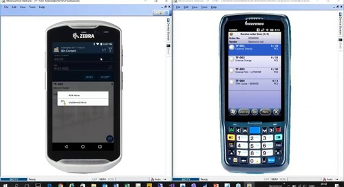 Mobile WMS for Android Operating Systems for Dynamics NAV from Tasklet Factory