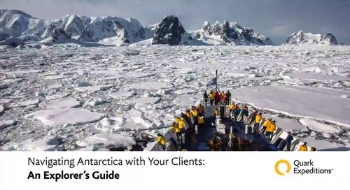 Navigating Antarctica With Your Clients, Part 2