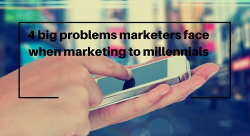 4 big problems marketers face when marketing to millennials
