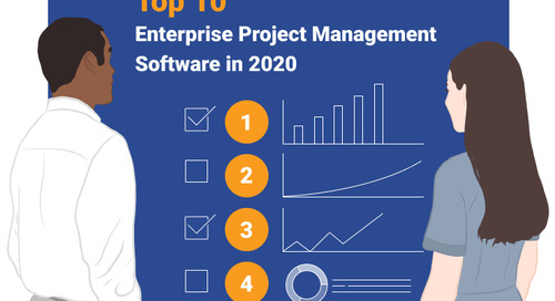 Top 10 Enterprise Project Management Software in 2020