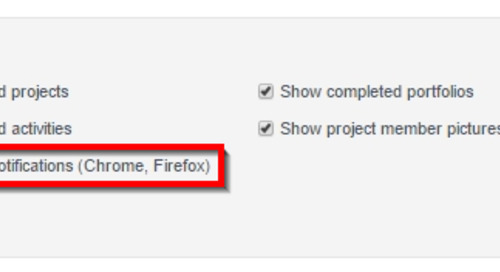 New Feature: Firefox and Google Chrome Push-Notifications