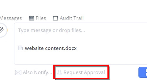 New Feature: Approval Workflow