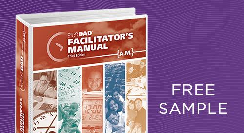 24:7 Dad® Program Sample