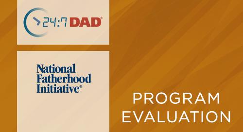 24:7 Dad® Baldwin County Fatherhood Initiative Evaluation Results (2005-2006)