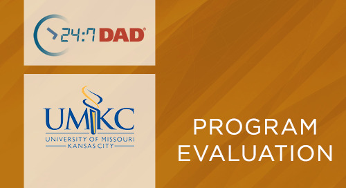 24:7 Dad® UMKC Children of Fathers in the Criminal Justice System Project (2005-2008)