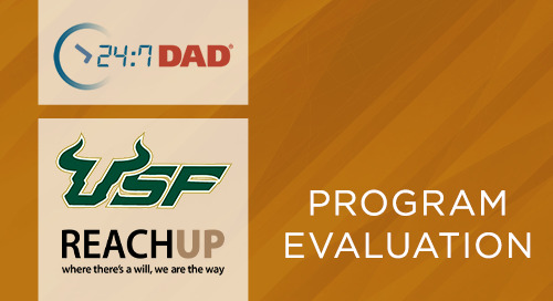 Effectiveness of a 24/7 Dad® Curriculum in Improving Father Involvement: Profiles of Engagement