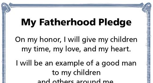 24:7 Dad® Pledge Cards (English and Spanish)