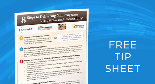 8 Steps to Delivering NFI Programs Virtually... and Successfully!
