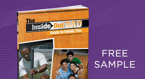 Self-Paced Alternative: InsideOut Dad® Guide to Family Ties