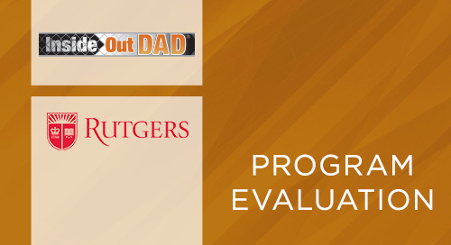 InsideOut Dad®- Assessing the Impact of InsideOut Dad® on Newark Community Education Center Residents (2012)