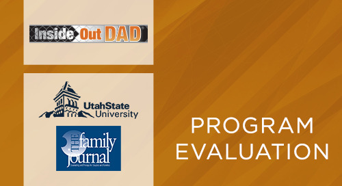 InsideOut Dad®- Examining the Outcomes of the InsideOut Dad Fatherhood Education Program With Incarcerated Minority Fathers (2020)