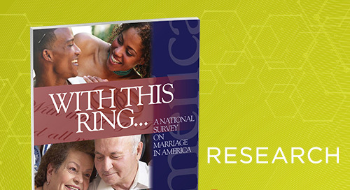 With This Ring- A National Survey on Marriage in America