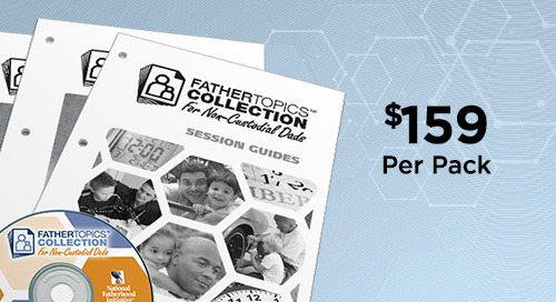 [FatherTopics™ Collection for Non-Custodial Dads] Add to any program!