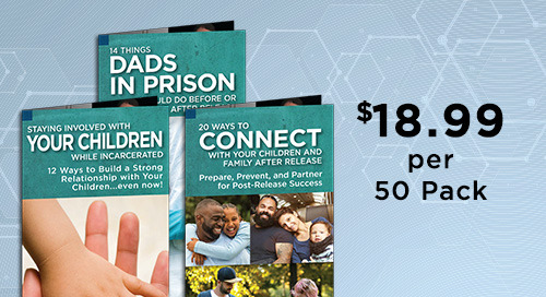 [Corrections & Reentry Brochures] For Work with Incarcerated Dads