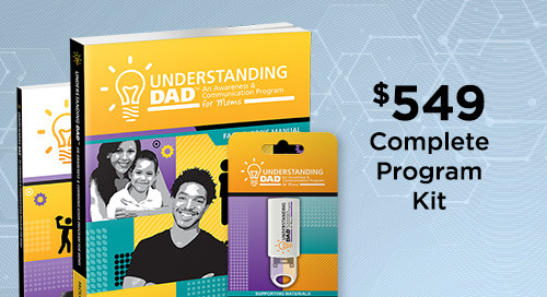 [Understanding Dad™ For Moms] Order Your Kit to Get Started Today!