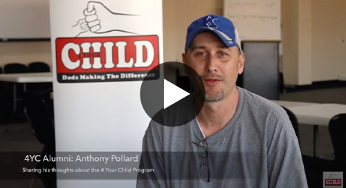 4 Your Child, Dads Make The Difference Program