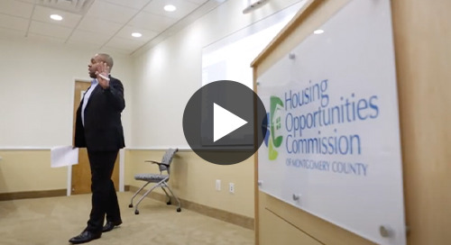 Housing Opportunities Commission, Montgomery County, MD