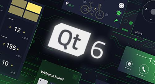 新闻稿 | Qt公司正式发布Qt 6.0