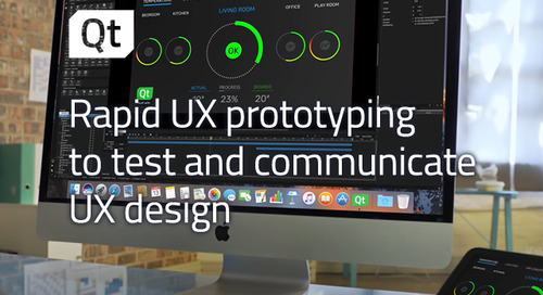 Rapid UX prototyping to test and communicate UX design - Dec 16, 2020