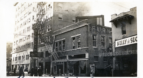 A Disastrous Season in Waco: The Liberty Building Explosion, Fall 1936