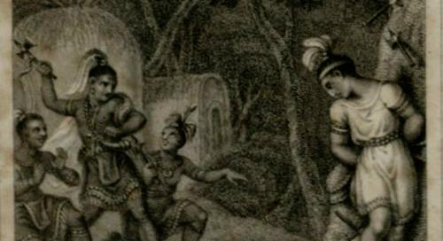 Print Peeks: Captivity Narratives at The Texas Collection