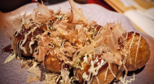 5 Street Food Klasik Jepang
