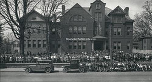 Davis 622 Commerce Street School