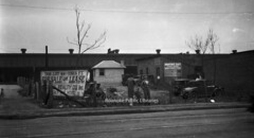 RNC 39 N&W Freight Station